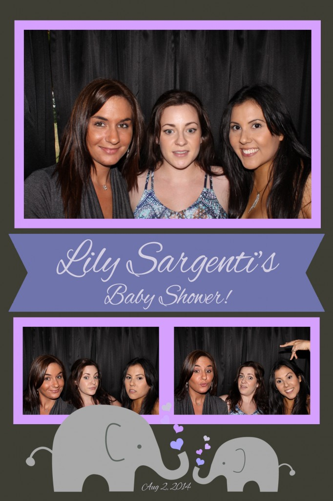Baby Shower at Fox Hopyard Golf Club (Photobooth Print)